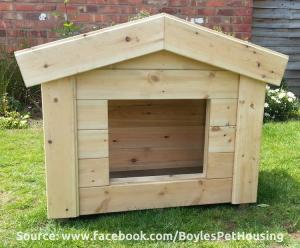 Rabbit hiding box