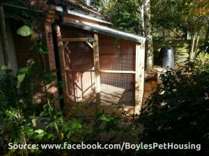 image of Boyle's Pet Housing is a UK rabbit hutch manufacturer supporting rabbit welfare